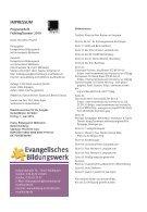 Programm Evangelisches Bildungswerk im Kirchenbezirk Mühlacker Frühjahr/Sommer 2019 internet - Page 6