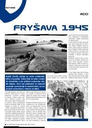 Fryšava 1945