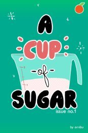 Cup of Sugar Issue no 1 online