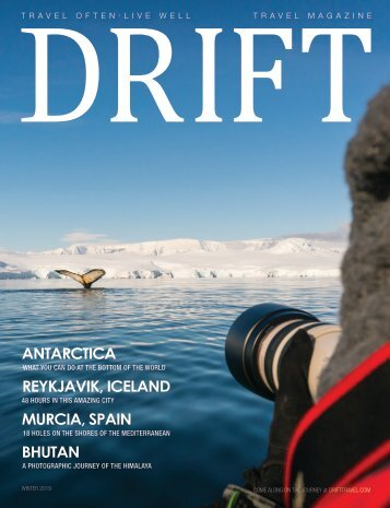 DRIFT Travel Winter 2019