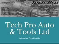 High Quality Electrical Diagnostic Tools