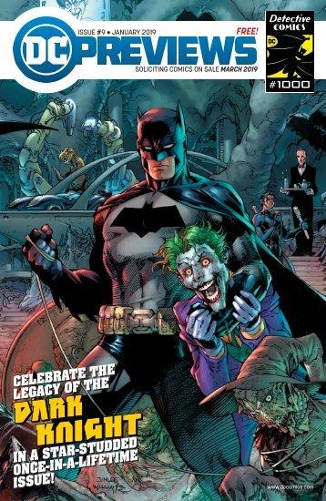 DC Previews 01-2019