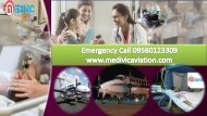 Call 09560123309 and Book Very Low Cost Air Ambulance Service in Mumbai
