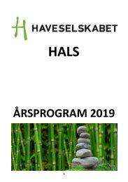 2019 Haveselskabet Hals