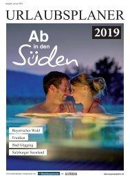 MZ-Beilage Urlaubsplaner 2019