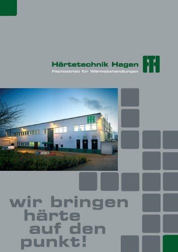 nitrieren · nitrocarburieren · oxidieren - Härtetechnik Hagen GmbH