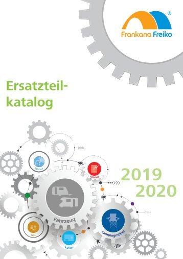 Alkatrészkatalógus 2019-20