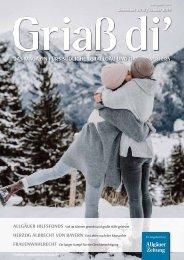 Griaß di' Magazin Dezember 2018 / Januar 2019