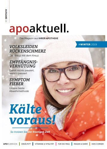 APOaktuell 01 Winter 2019
