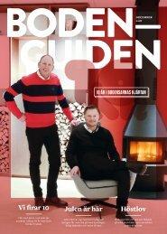 Bodenguiden December 2018