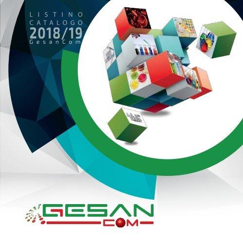 Listino Catalogo 2018 - 2019
