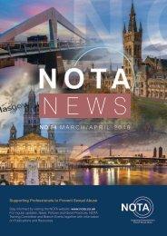 NOTA News Newsletter April 2018