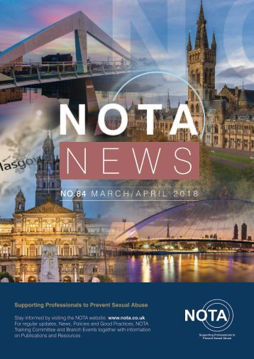 NOTA News Newsletter April 2018