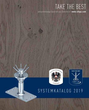 Systemkatalog 2019 Deutsch