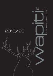 Katalog Wapiti 19-20
