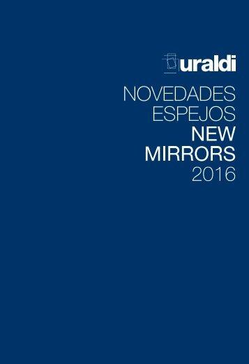 Uraldi - Catálogo - 2016 - Novedades espejos