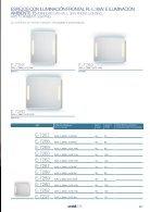 Uraldi - Catálogo - Espejos con iluminación  - Page 6
