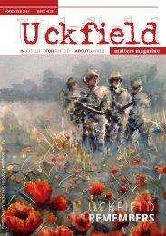 Uckfield Matters Magazine Issue 135 Nov 2018