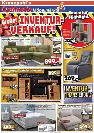 Großer Inventur-Verkauf!