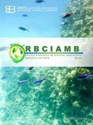Edição 49 RBCIAMB