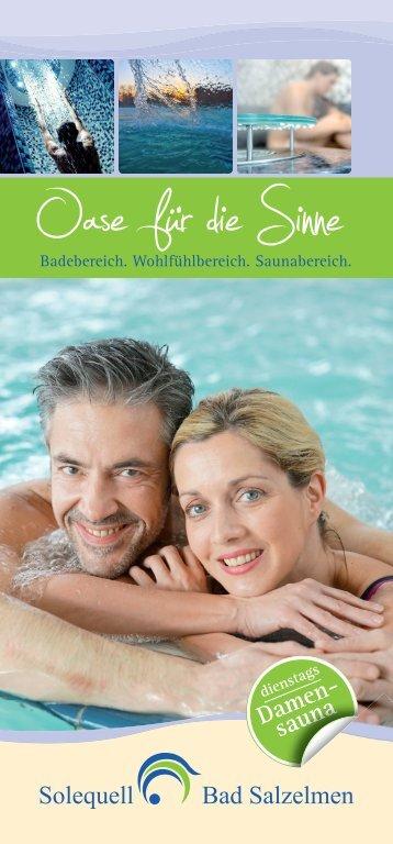 Gesundheits- und Erholungsbad Solequell Bad Salzelmen