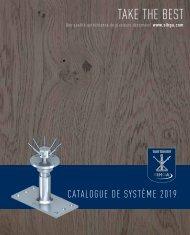 Systemkatalog 2019 Französisch