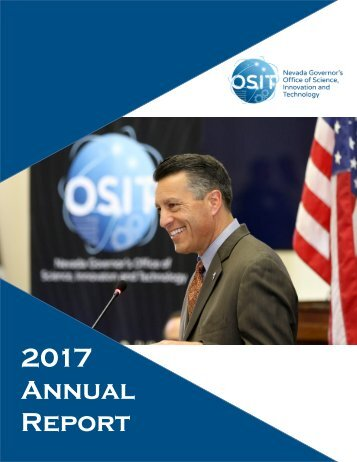 2017 OSIT Annual Report