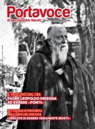 PORTAVOCE DI SAN LEOPOLDO MANDIC - gennaio 2019