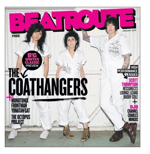 BEATROUTE MAGAZINE AB EDITION JANUARY 2019