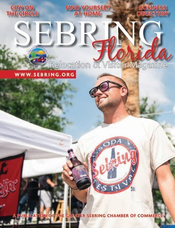 Sebring Chamber Relocation & Visitors Guide