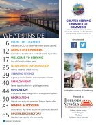 Sebring Chamber Relocation & Visitors Guide - Page 4