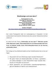 Strafanzeige und was dann? - Deutscher Kinderschutzbund ...