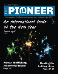 The Pioneer, Vol. 52, Issue 3