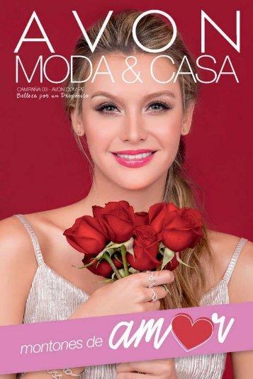 Avon - Moda & Casa C3 18