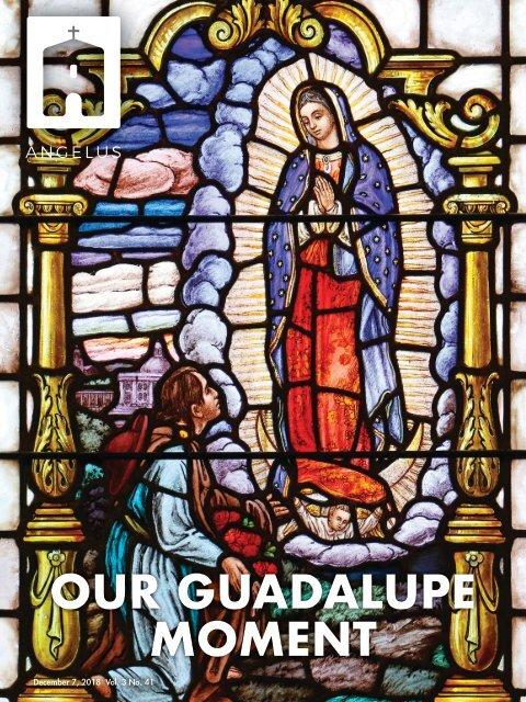 Angelus News | December 7, 2018 | Vol. 3 No. 41
