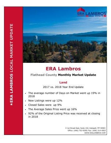 EOY Flathead Land Update - 2018