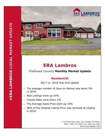 EOY Flathead Residential Update - 2018