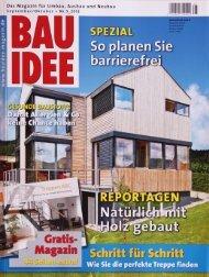 09/10 2012 Magazin BAUIDEE - HAFA Treppen