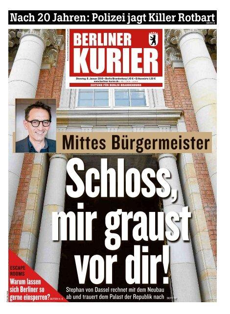 Berliner Kurier 08.01.2019