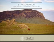 Strand Ranch Offering Brochure