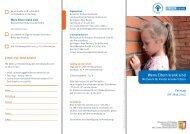 Wenn Eltern krank sind - Deutscher Kinderschutzbund ...