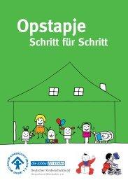 Opstapje - Deutsche Kinderschutzbund, OV Wiesbaden