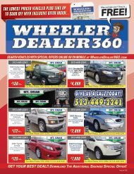 Wheeler Dealer 360 Issue 02, 2019