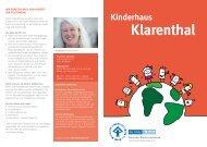 Kinderhaus Klarenthal - Deutsche Kinderschutzbund, OV Wiesbaden