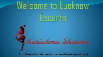 Lucknow escorts, Lucknow escorts service