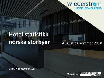Hotellstatistikk-norske-storbyer-August-og-sommer-2018-1
