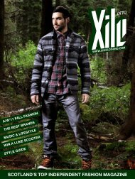 SCOTLAND'S TOP INDEPENDENT FASHION ... - Xile Clothing