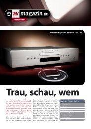 Testbericht Trau, schau, wem - Image Vertriebs GmbH