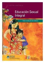 Educación Sexual Integral - Ministerio de Salud