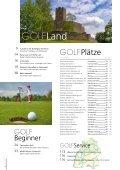 GOLFLand Baden-Württemberg 2019 - Schönes Spiel auf über 90 Plätzen - Page 6